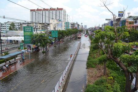 Flooding crisis in Bangkok