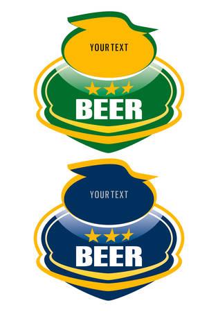 beer for the design element Illustration