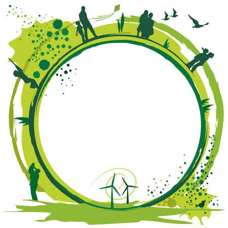 ni�os reciclando: limpiar, el concepto de un mundo habitable
