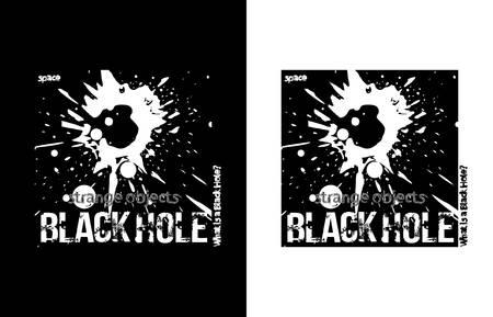 Black Hole concept.