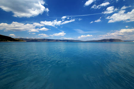 Lake Salda is one of Turkey's deepest, clearest and cleanest tectonic lakes. Salda lake is knows as Maldives of Turkey.