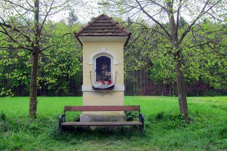 Road Chapel jn Austria