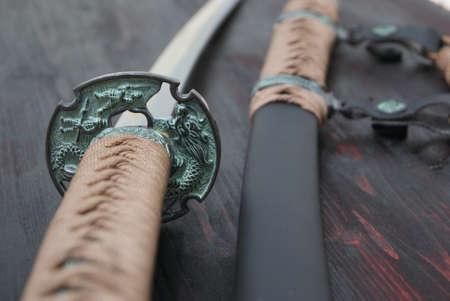 Katana samurai sword