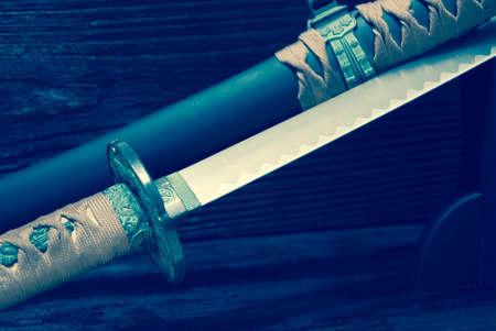 caoba: Katana samurai sword