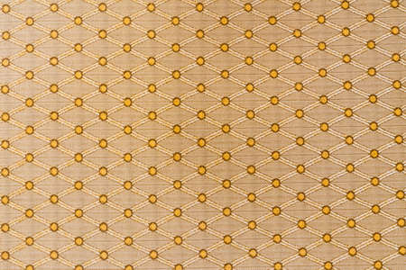 Photo of fabric with a diamond pattern. Place for your text..