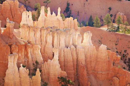 national park: Bryce canyon national park Stock Photo