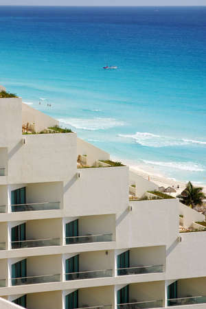turism: cancun Stock Photo