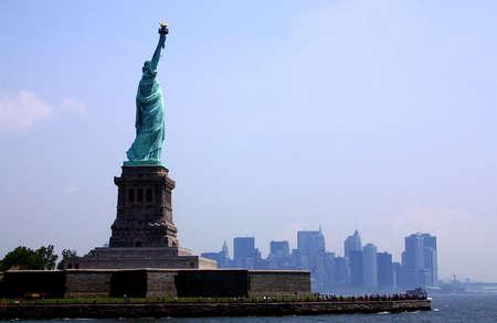 , statue of liberty, new york city, united, states photo