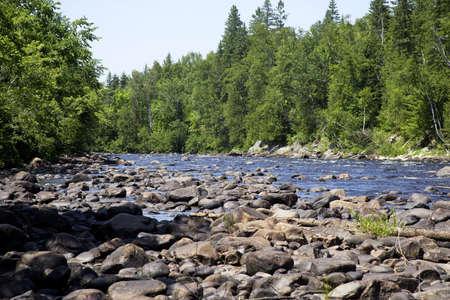 River in Quebec