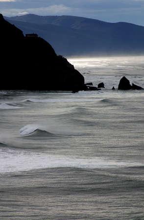 coast of Oregon, United States