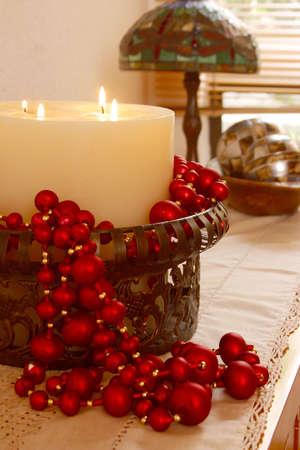 festividades: detalles de Navidad