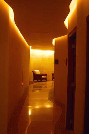jalisco: interior of the Spa in Puerto Vallarta, Jalisco, Mexico, Latin America