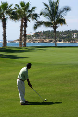 golf in Los Cabos, Baja California Sur, Mexico