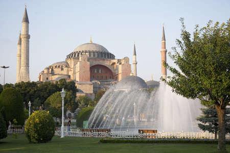 sophia: St. Sophia Mosque at Istanbul, Turkey