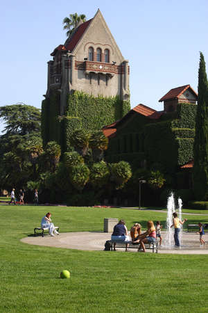 turism: San Jose, California, United States, America