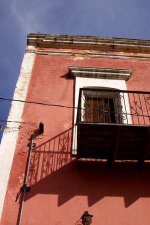 lucas: Triunfo Village. Old town in Baja California Sur, Mexico