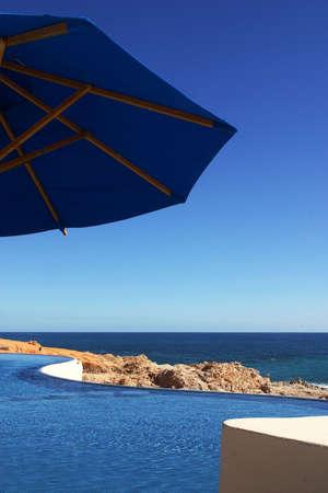 lucas: Pool in Los Cabos, Baja California Sur, Mexico