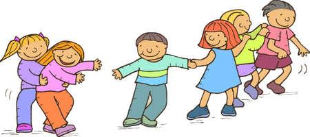 kids playion en met een goede tijd