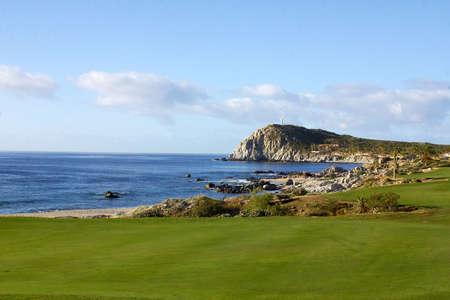 Golf in Los Cabos, Baja California, Mexico