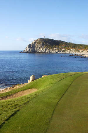 golf of california: Golf in Los Cabos, Baja California, Mexico
