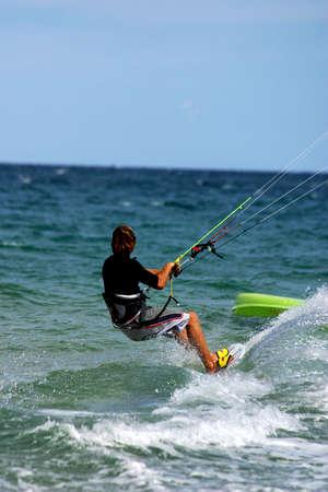 windsurf in baja california, mexico