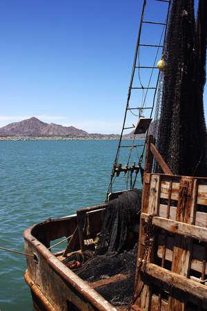 tourisms: harbour in San Felipe, Baja California, Mexico