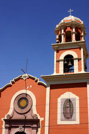 theological: Church in Mexicali, Mexico