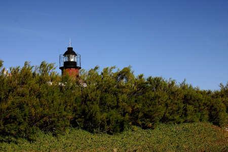 southamerica: Lighthouse in Peninsula de Valdes, Patagonia, Argentina