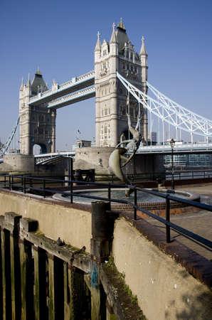tourisms: Tower Bridge, London, Great Britain, UK Stock Photo