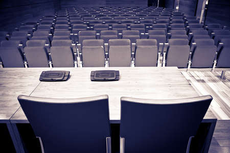 Conference room detail in a modern office in Europe Stock Photo - 12206168