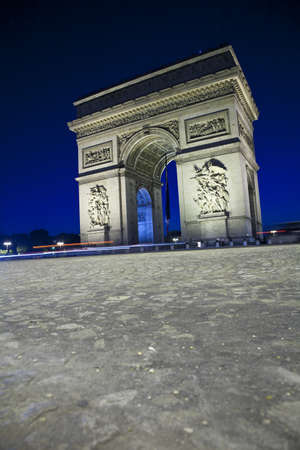 Arc de Triomph de l Stock Photo - 12376105