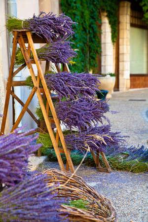 Sault, Vaucluse, Provence, France Stock Photo - 16939683