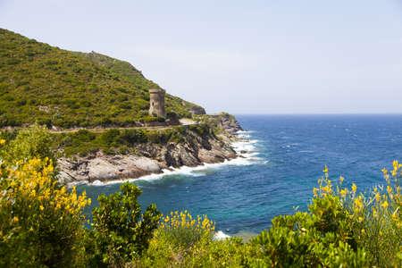 corse: Cap de Corse, north of Corsica, France, Europe