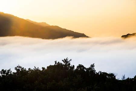 remotes: Landscape in Muratto, Corsica