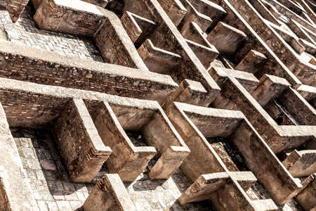 transcend: labyrinth at Granda, Spain