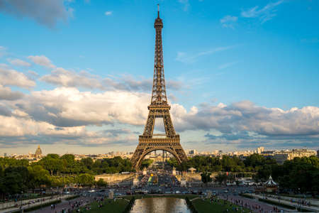 Eiffel Tower, Paris, France 免版税图像 - 37515797