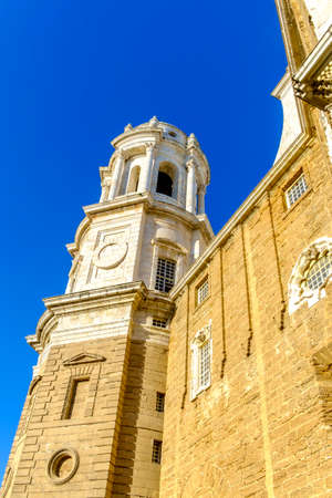 Cathedral of Cadiz, Andalusia, Spain