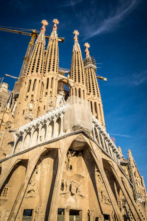 sagrada: This year begins the final stretch of the construction of the Sagrada Familia by Gaudi. It is expected to finish it in 2026. It is ten years, only Editorial