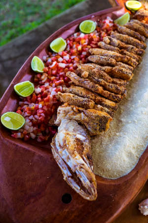 european culture: Traditional cuisine from Salvador de Bahia, where African, indigenous and European culture