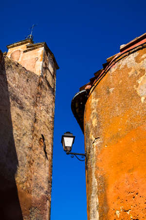 vaucluse: Rousillon, Vaucluse. Provence. France