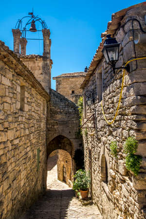 Village of Lacoste in Provence France Europe
