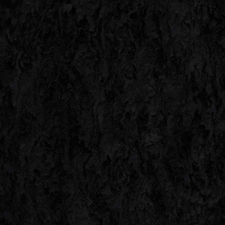 worn: Seamless texture hanging down worn-out ripped rags black cloth or paper. Pattern of rustic fabric material