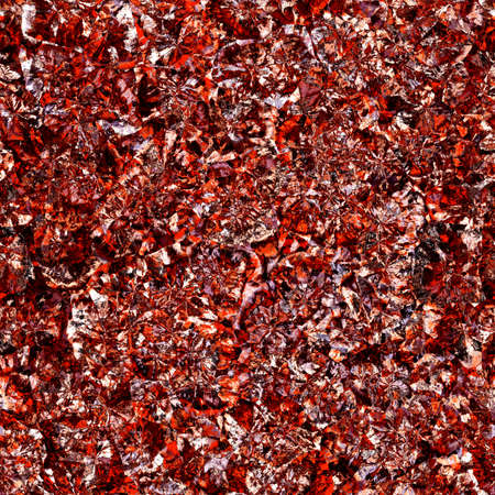 cobble: Seamless texture of crystal colorful raw gemstone. Nature tile jewelry glamour background