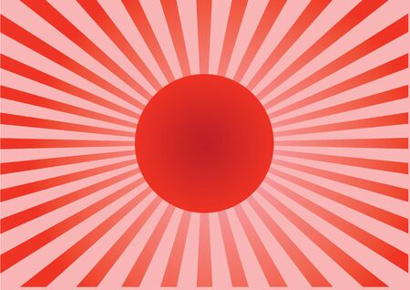 japanese flag: japanese sun background, japanese pattern