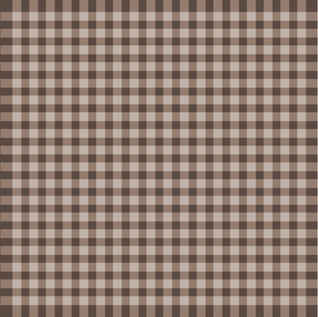 brawn: plaid brawn color vector, background vector Illustration