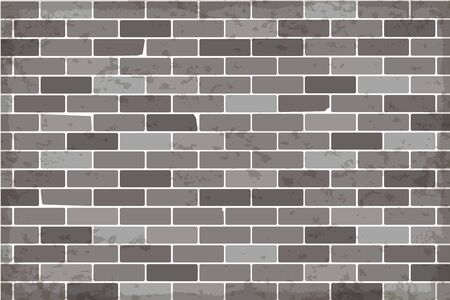 Bricks Wall Vector Grey Bricks Wall Bricks Vector Royalty Free