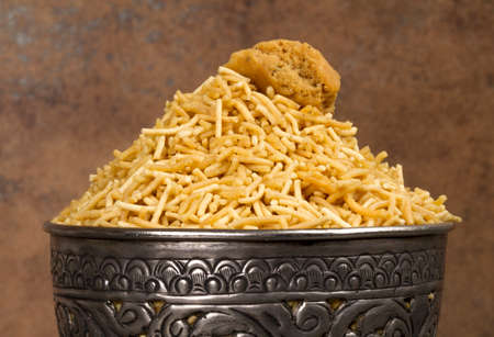 Bikaner Namkeen, Famous Namkeen of Bikaner City of Rajasthan State, use of namkeen with lunch and dinner
