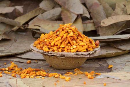 ramzan: Indian special traditional salty food Rajasthani mixture namkeen