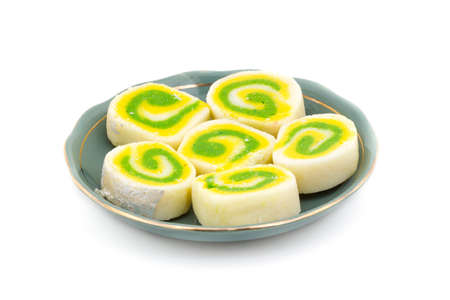 Indian special traditional sweets food Bengali Peda