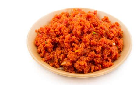 Indian Sweet Food Gajer Ka halva